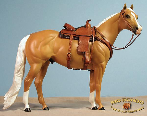 Model Horse Tack Kits — RR