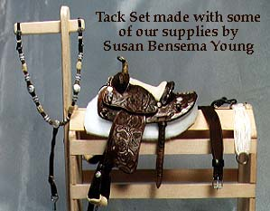 Tack Set by Susan Bensema Young